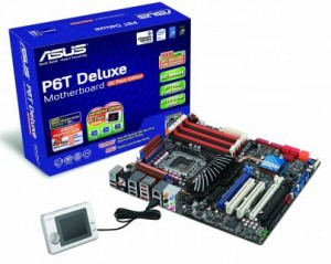 asus p6t deluxe P6T Deluxe Mobo By Asus!