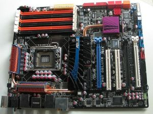 asus p6t motherboard Asus Introduced P6T Deluxe Motherboard in India
