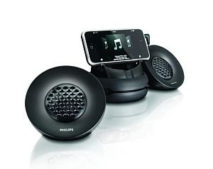 iphone ipod Philips To Launch Its iPod/ iPhone Accessory Line