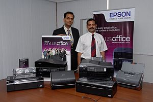 "epson Stylus Office Printers ""T30, T40W, TX300F and TX600FW"" By Epson!"