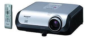 sharp projector Sharp Launches PG 320W and PG F255W Multimedia Projectors In India
