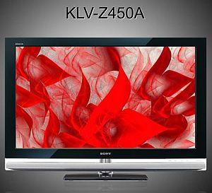 sony Sony Bravia Z450A