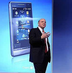 windows mobile 65 Microsoft Unveils Windows Mobile 6.5 and My Phone Services