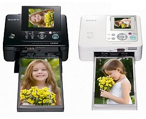 sony printer Sony DPP FP97 and DPP FP67 Portable Printers Announced!