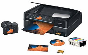 wireless all in one printer Epson Launches Wireless All in One Printer  Stylus Photo TX700W
