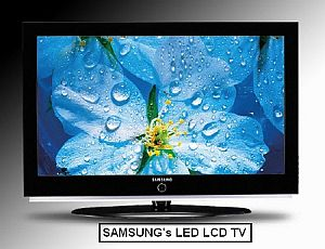 samsung led tv Samsung Unveils 3 New Range of LED LCD TVs in India