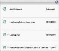 antivir free antivirus Avail Free Avir AntiVir Personal Antivirus Package
