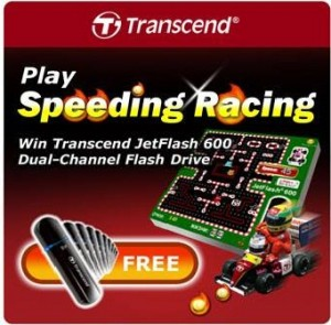 img 237742 transcend speed racer 300x295 Make Money By Playing on Indian Online Shop
