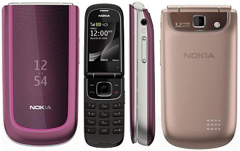 Mobile Zone: Nokia's New Flap Gems :2720, 7020 & 3710