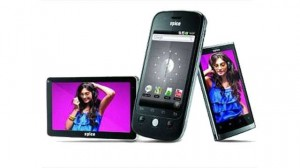 spice 300x168 Spice Rolls Out Yet Another Android 2.2 Powered Phone MI 270 At Just Rs 9,000!