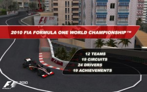 Image39 300x187 F1 2010 Game On iOS – A Review!
