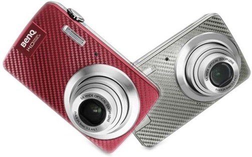 Image1 AE100 Compact Digital Camera From BenQ!