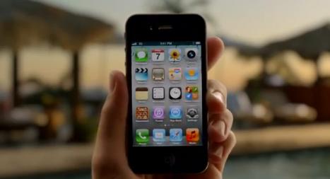 2 467x253 iCloud, Siri And 8 MP Camera Figure Among Apples iPhone 4S Ads!