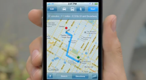 3 467x256 iCloud, Siri And 8 MP Camera Figure Among Apples iPhone 4S Ads!