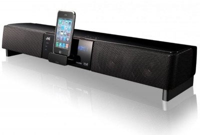 Image24 400x270 JVC Kenwood TH LB1, TH LB2 and TH LB3   Three New iPod Compatible Bar Sound From JVC Kenwood!