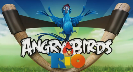 c 467x254 Angry Birds Now Invade Android!