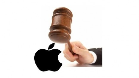 Untitled2 467x262 Chinese Authors Sue Apple For USD $1.9 Million!