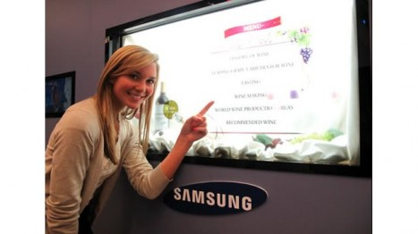Untitled9 467x262 Samsung To Add 46 Inch Panel To Transparent Display Line Up!