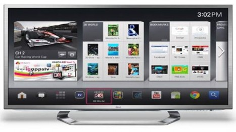 intro11 467x262 LG All Set To Unveil Google TV At CES 2012!