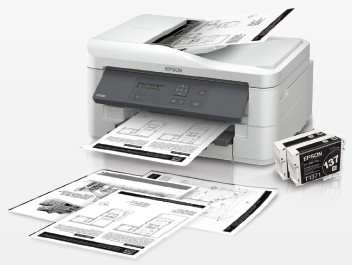 intro25 Epson K300 All In One Printer Introduced In India!