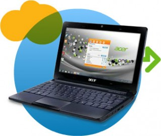 intro31 319x270 Acer Aspire A0722 Netbook Now Available on AT&T!