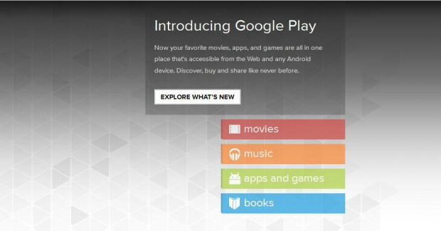market 620x325 Google Play   One Hub For All Your Applications!