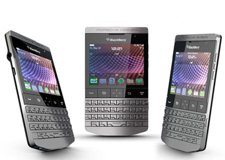 blk1 Blackberry Launched Porsche Design P9981 in India!