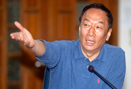 ddd iPhone 5 to Beat Samsung Galaxy S III, Commented Foxconn CEO, Terry Gou!