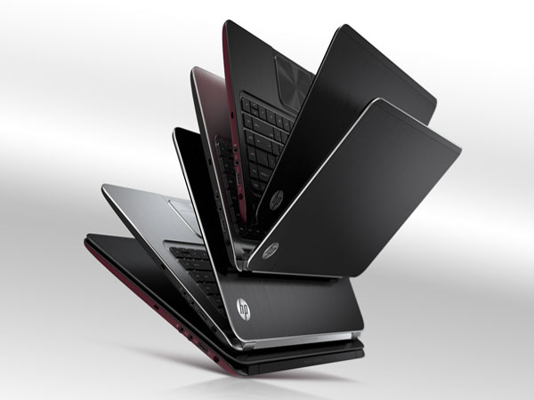 hp1 HP Launched Envy Ultrabook and Sleekbook in India!