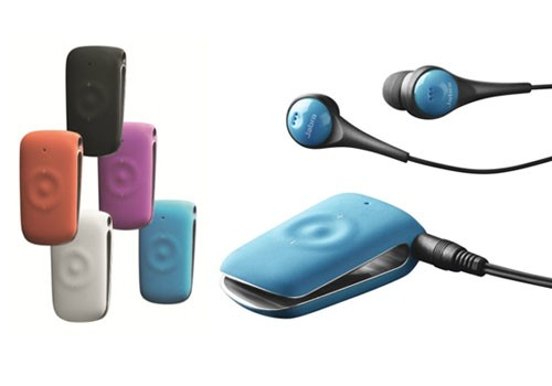 hs1 Jabra Clipper Bluetooth Stereo Headset Available in Vibrant Colors!