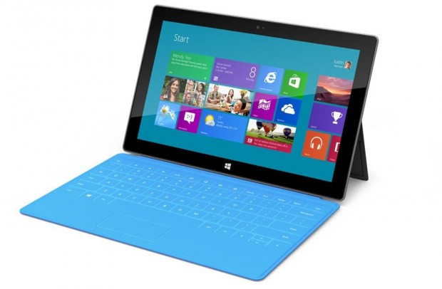 tab e1340279326381 Microsoft Launched Surface Tablet!