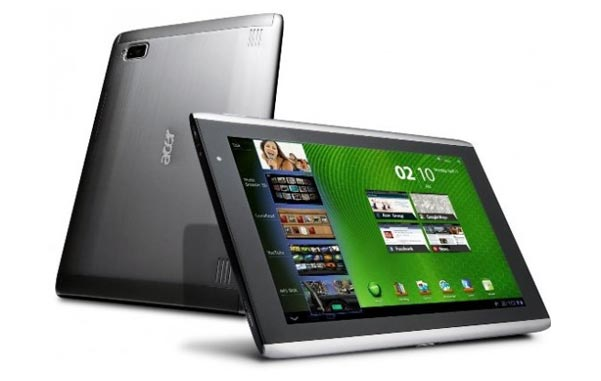 tablet Acer Introduces Iconia A700 with Full HD and Tegra 3!