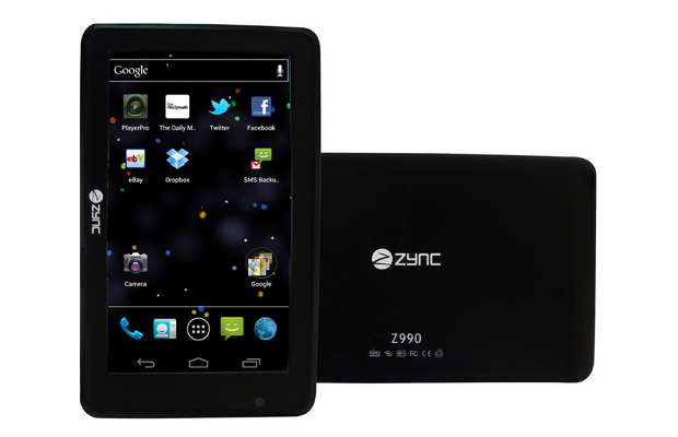 zyng Zync Z 990 introduced in India!