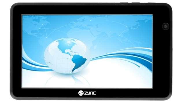 zyng1 Zync Z 990 introduced in India!