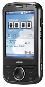 zzzzzzasus p320 mini pda phone 156x300 The ASUS P320, the Slimmest and Slender PDA Phone Available Now in India